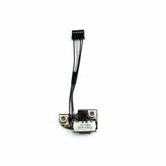 "DC Jack for MacBook Pro 13"" 15"" 17"" A1278 A1286 2008 A1297 2009-2011 DC-IN DC Power Board Jack Connector w/ Cable"