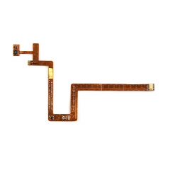 "821-0409-A for Apple MacBook 13"" A1181 A1185 Palmrest Keyboard Trackpad Flex Ribbon Cable (Gold Color)"