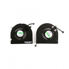 "Fan for Apple MacBook Pro 17"" A1297 Left and Right CPU Cooling Fan 2009 2010 2011 Year"