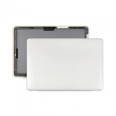 "White Color for Apple MacBook Unibody 13"" A1342 LCD Back Cover Housing 2009 2010 Year"