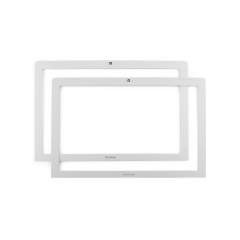 "White Color for Apple MacBook 13"" A1181 Front LCD Bezel Cover 2006-2009 Year"