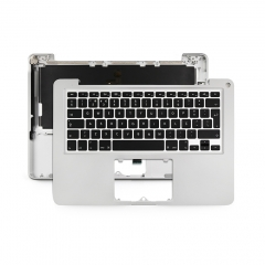 "2012 2011 Portuguese for Apple Macbook Pro 13"" Unibody A1278 Chassis Palmrest Top Case with Keyboard and Backlit"
