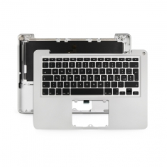 "2012 2011 Italian for Apple Macbook Pro 13"" Unibody A1278 Chassis Palmrest Top Case with Keyboard and Backlit"