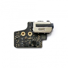 "820-00489-A 820-00489-01 820-4049-B for Apple MacBook Retina 12"" A1534 Headphone Jack Audio Board 2015 2016 2017 Year 923-00998 923-00999 923-01000"